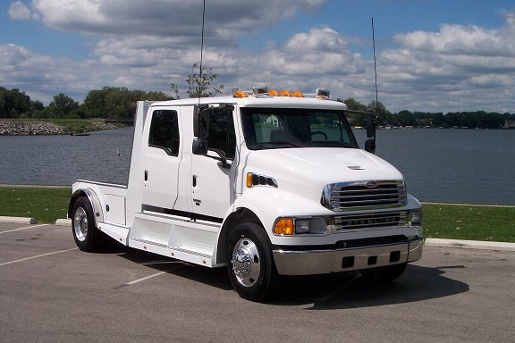 Freightliner Sportchassis Call 800 214 6905